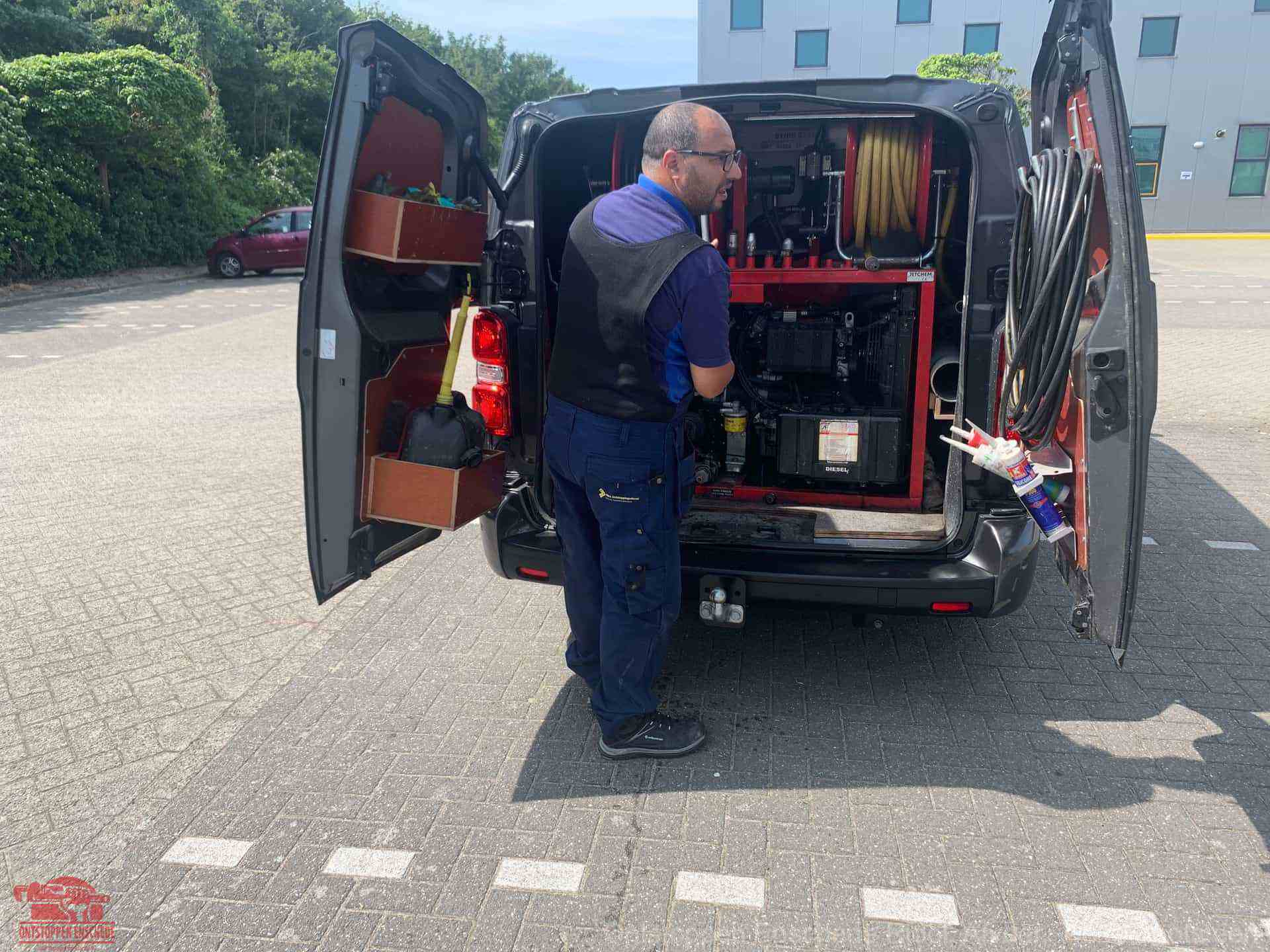 Loodgieter Enschede Ontstopping