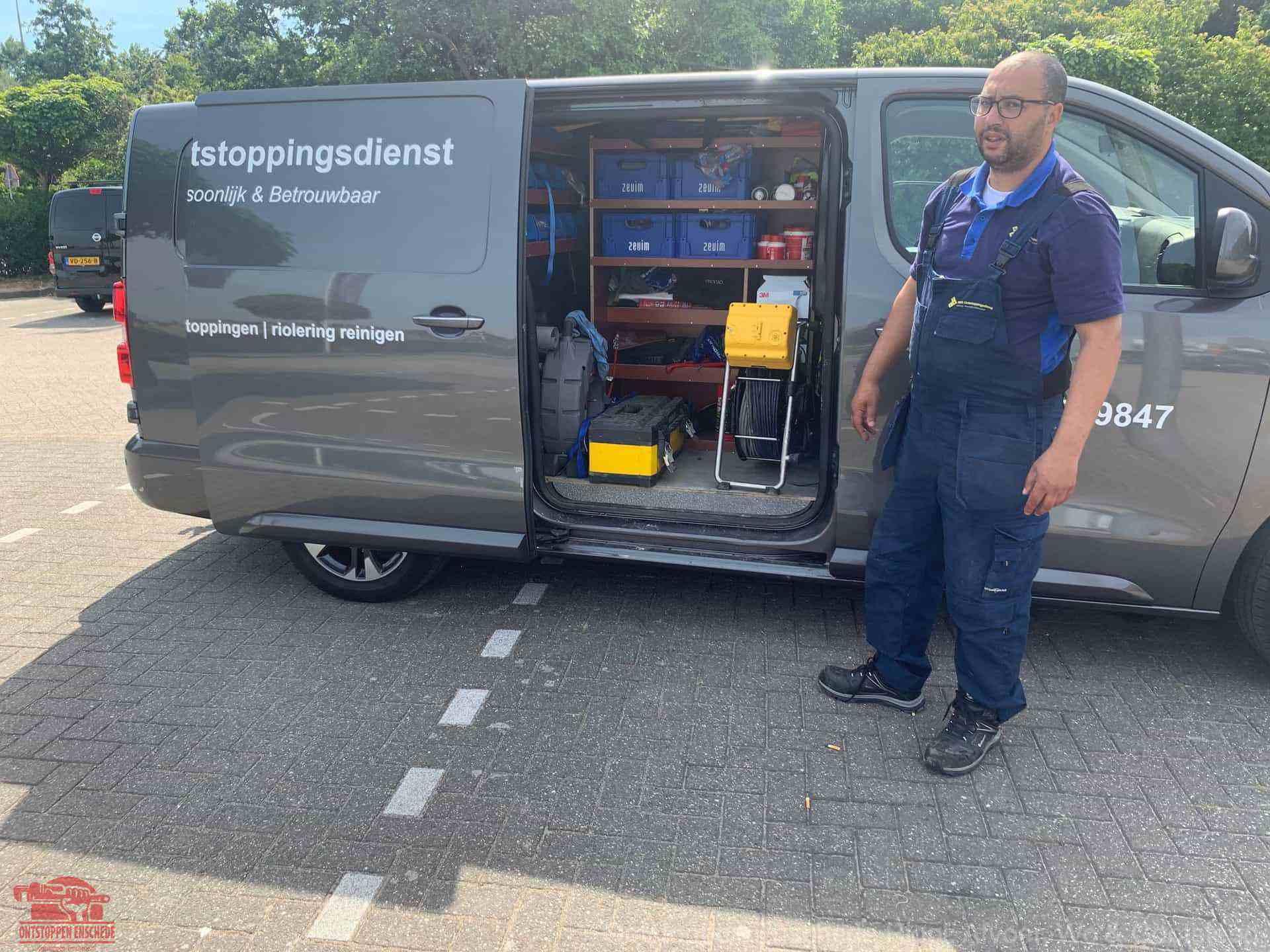 Ontstoppingsdienst Enschede