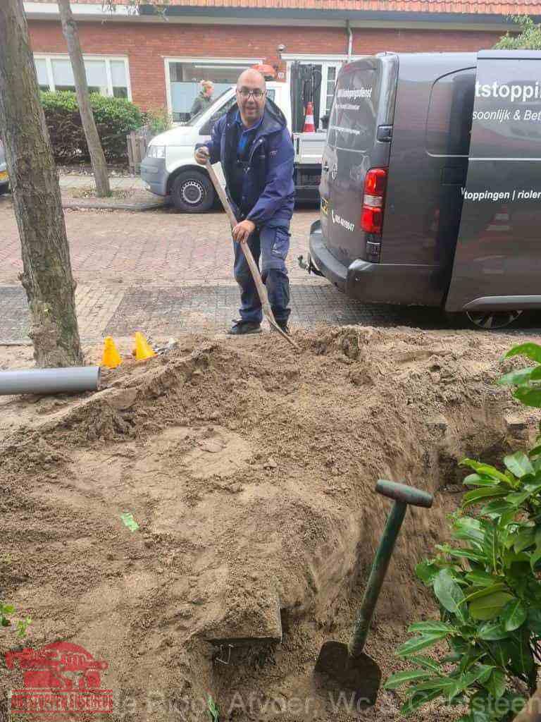 Riool ontstoppen Enschede graven